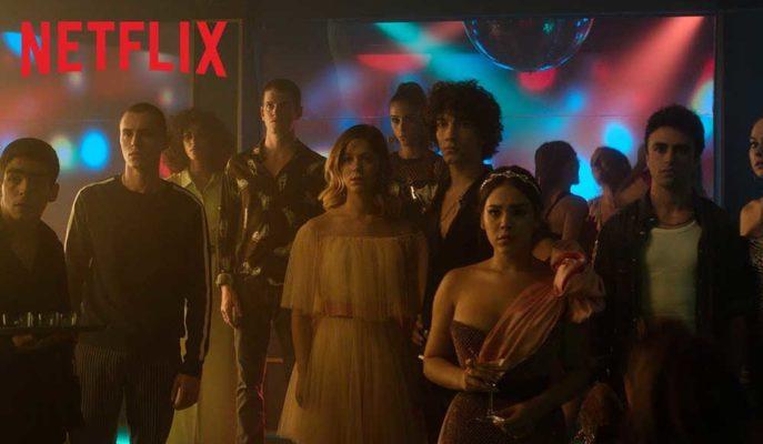 Netflix'in Sevilen Dizilerinden Elite'in 3. Sezon Fragmanı Yayınlandı