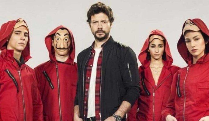 Netflix'in Sevilen Dizisi La Casa De Papel'in 4. Sezonundan Fragman Geldi