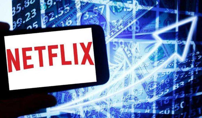 Netflix'in İzlenme Oranları Corona Virüsü Sonrası Yükseldi