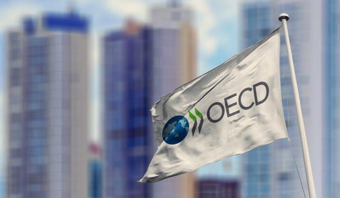 OECD Virüs Salgını Nedeniyle Küresel Büyüme Tahminini %2,9'dan %2,4'e Düşürdü