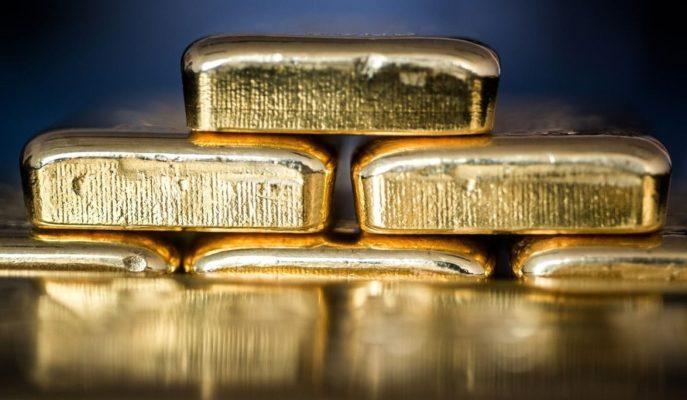 Ons Altın 1451 Dolar ile 2020'nin En Düşük Seviyesine İndi!