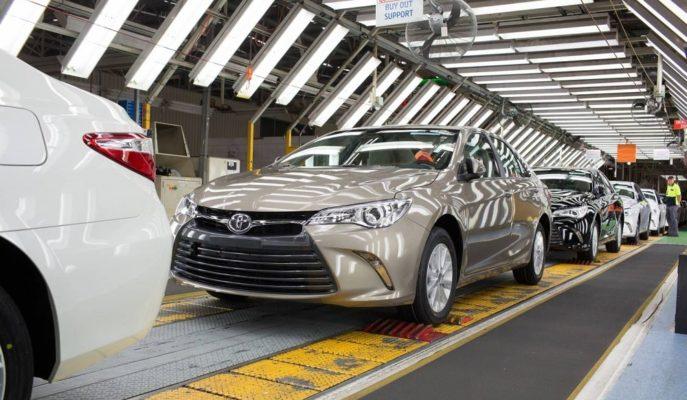 Otomotiv Üreticileri Koronavirüs Nedeniyle Faaliyetlerine Ara Veriyor