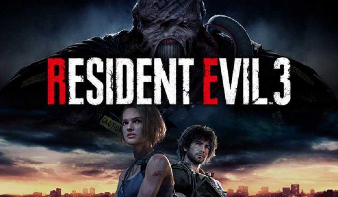 Capcom'un Beklenen Oyunu Resident Evil 3 için Fragman Geldi