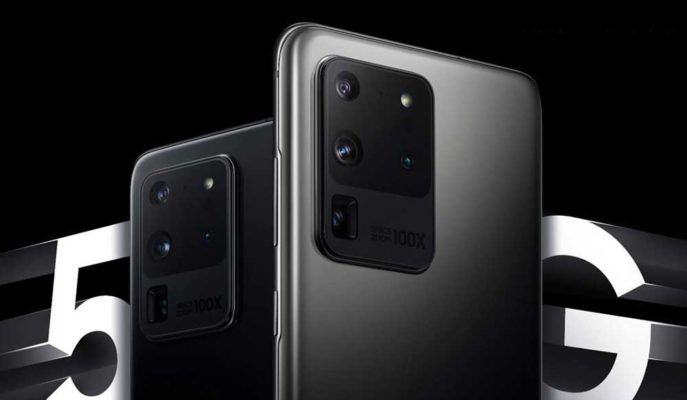 Samsung'un En Güçlü Telefonu Galaxy S20 Ultra'nın Kapağının Altı Göründü
