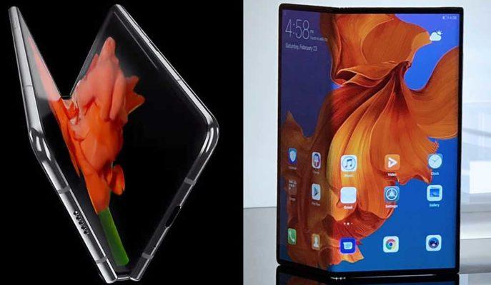 Samsung ve Huawei'nin Katlanabilir Telefonlarına Olan İlgi Artıyor