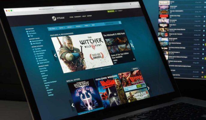 Steam, Corona Virüsü Sayesinde Anlık 20 Milyon Oyuncu ile Rekor Kırdı