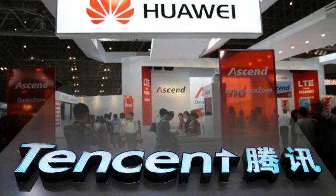 Tencent ve Huawei Bulut Oyun Servisi Geliştiriyor
