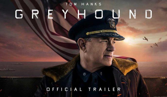 Tom Hanks'in 2. Dünya Savaşı Konulu Greyhound Filminden Fragman Geldi