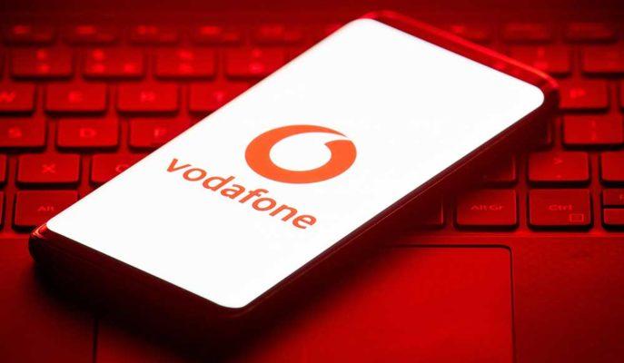 Vodafone, Cep Telefonlarındaki Görünümünü #EvdeKal Olarak Değiştirdi