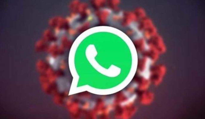 WhatsApp Corona Virüsü ile İlgili  Doğrulanmış Bilgiler Sunuyor
