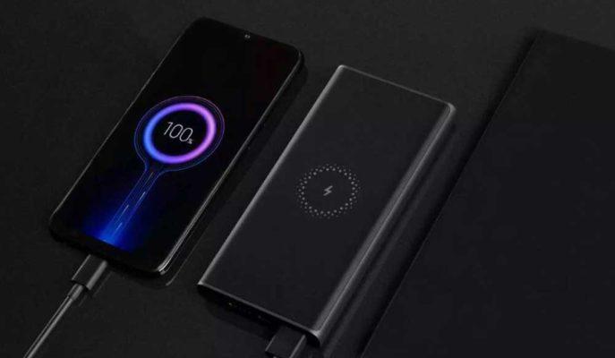 Xiaomi Kablosuz Şarj Destekli Yeni Powerbank Ürününü Duyurdu