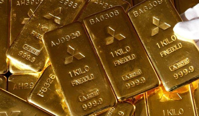 Yeniden Atağa Geçen Altın 1690 Dolar ile Son 7 Yılın Zirvesinde!