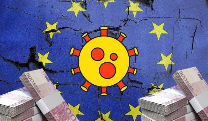 540 Milyar Euroluk COVID-19 Paketini Onaylayan AB, Ortak Borçta Anlaşamadı