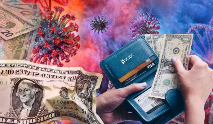 7 Lira Üzerinde Tutunamayan Dolar/TL 6,98 Sınırında Geziniyor