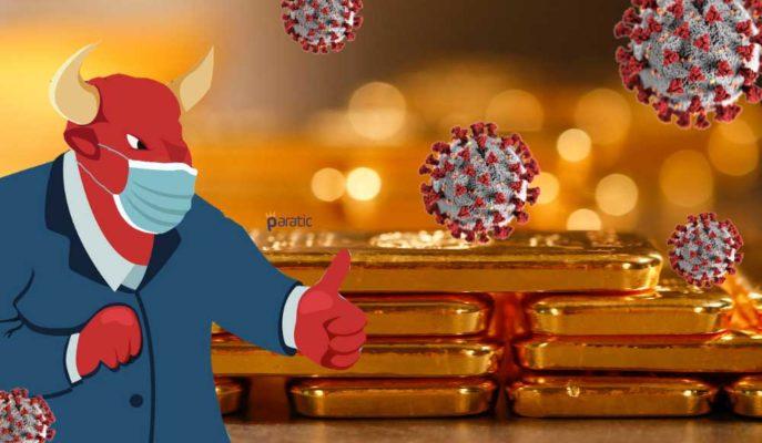 1700 Seviyesini Aşan Altın Ons Fiyatının 2000 Doları Görmesi Sürpriz Olmaz
