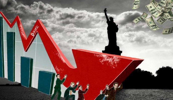 ABD Bütçe Açığı 2020'de 3,7 Trilyon Dolara Çıkacak