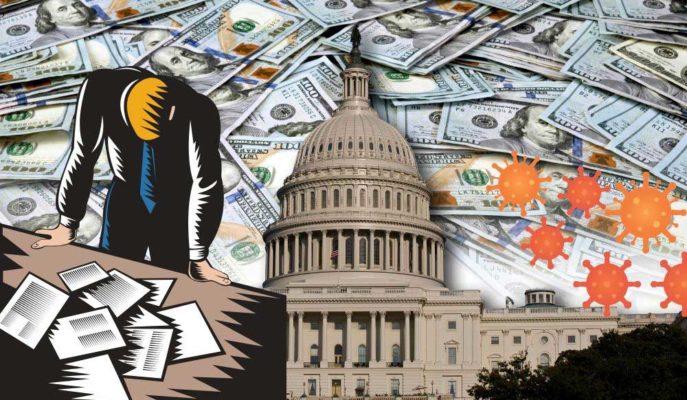 Ekonominin Kitlenmesi Nedeniyle ABD'de İşsizlik %4,4'ten %16'ya Sıçrayabilir
