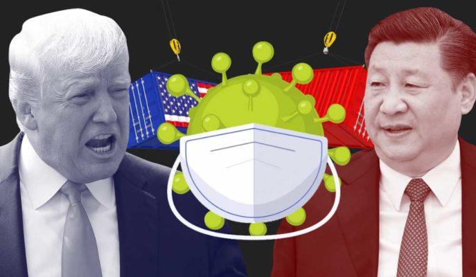 ABD'nin COVID-19 Mücadelesi Trump'ın Çin Tarifeleriyle Sakatlanabilir