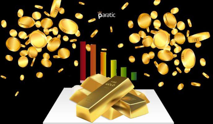 ABD'nin İyileşme Çabalarıyla Altın Fiyatları Hafif Aşağı Yöneldi