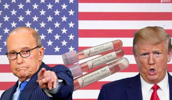 ABD'yi İşlerine Dönmeye Çağıran Kudlow, Trump'tan Ekonomik Açıklamalar Bekliyor