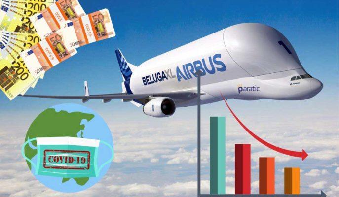 Uçak Üreticisi Airbus İlk Çeyrekte 481 Milyon Euro Zarar Açıkladı