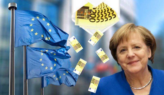 Almanya Şansölyesi: AB'ye Daha Fazla Desteğe Hazır Olmalıyız