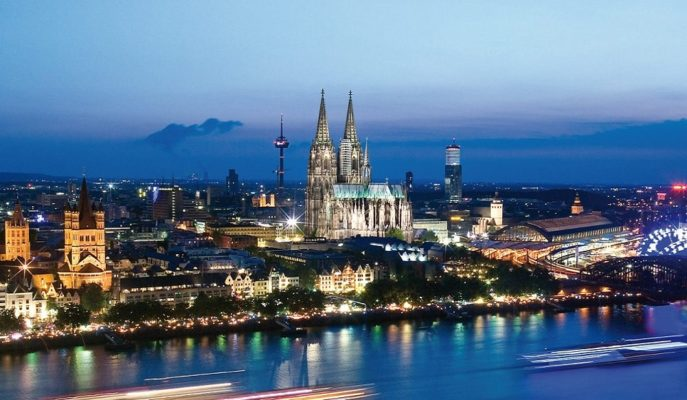 Almanya Ekonomisi için %1,1 Olan Büyüme Tahmini, Eksi %4,2'ye Düşürüldü