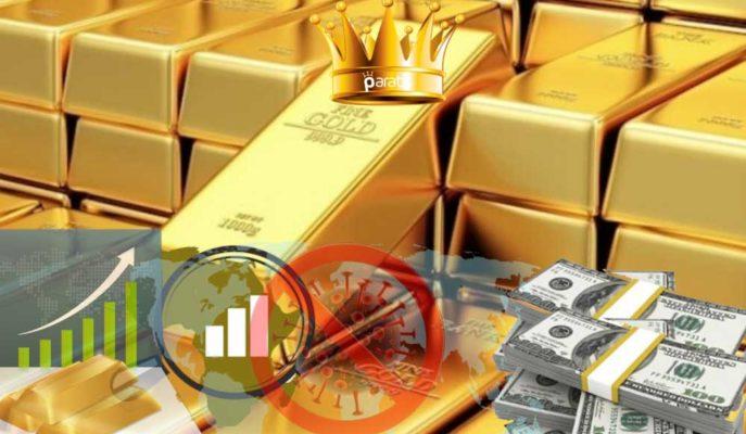 Altın Fiyatları, Gelecek Teşvik Adımları Beklentisiyle Yükselişini Sürdürüyor