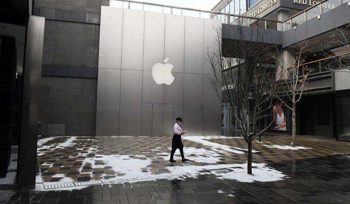 Apple'ın ABD'deki Mağazalarını Mayıs Ayına Kadar Açması Beklenmiyor