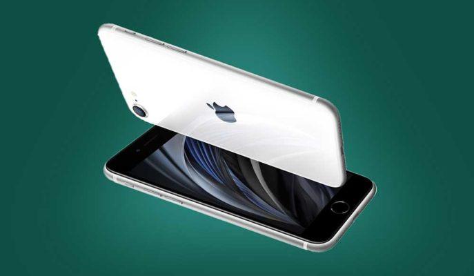 Apple'ın Yeni Tanıtılan Telefonu iPhone SE 2020 Piyasaya Hızlı Giriş Yaptı