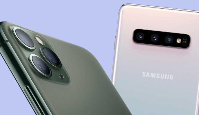 Apple ve Samsung'un Uygun Fiyatlı Telefonları Pil Testinde Karşılaştı