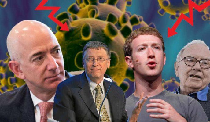 Bağışıklığı Olmayan Forbes'un 2020 Milyarderler Listesinde Koronavirüs İzleri