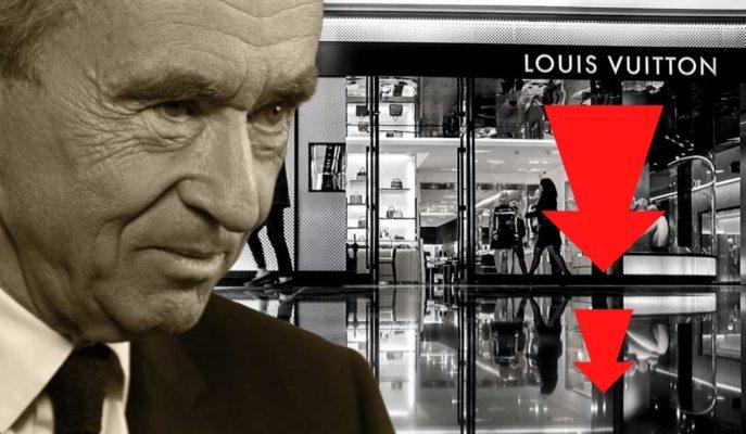 Bernard Arnault Yılbaşından Bu Yana 26,4 Milyar Dolar Kaybetti