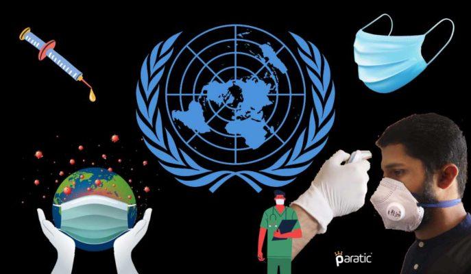 Birleşmiş Milletler Salgın Sonrası Ekonomik İyileşmeye Dikkat Çekti