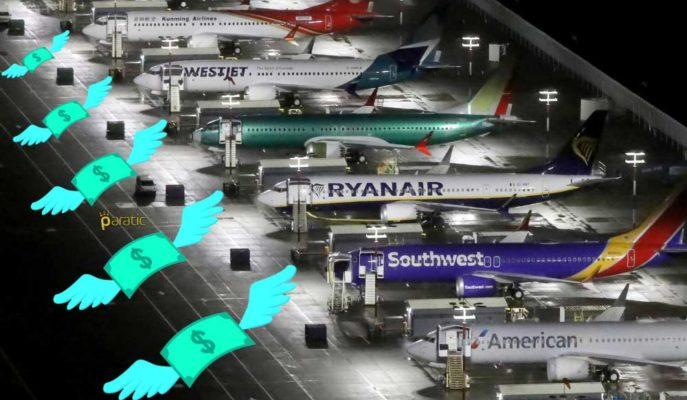 Boeing 2020 İlk Çeyreğinde 641 Milyon Dolar Zarar Açıkladı