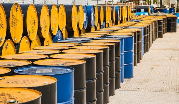 Brent Petrolün Varili Rusya ve Suudi Arabistan'ın Üretim Kısma Sinyaliyle 32 Dolara Fırladı