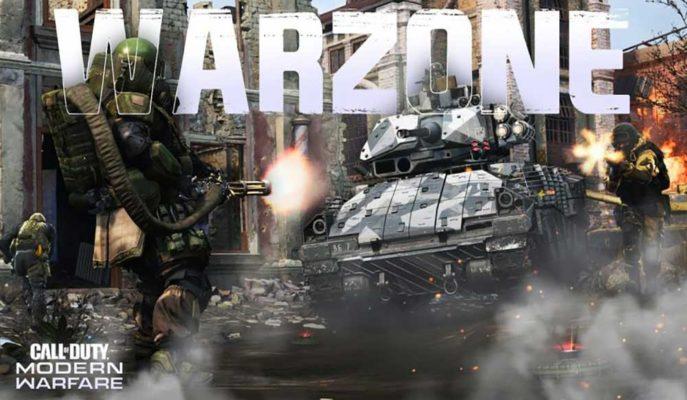 Call of Duty: Warzone Kullanıcı Sayısını Katlayarak Artırmaya Devam Ediyor