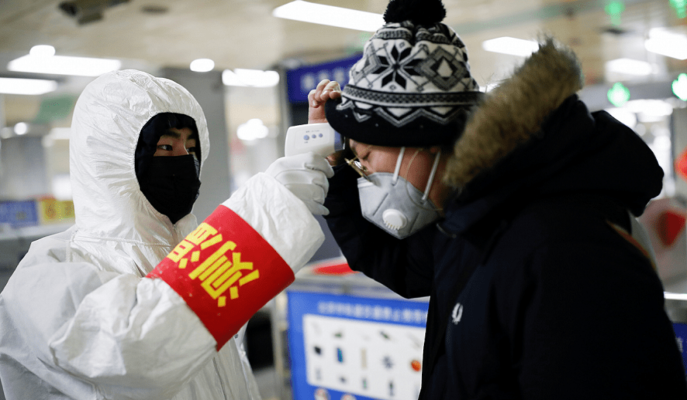 Çin'de Asemptomatik Vakaların Artmasıyla Sınır Kontrolleri Sıkılaştırıldı