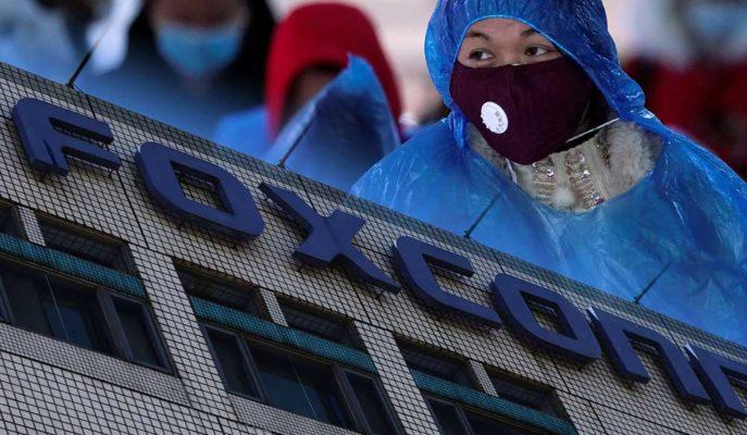 Corona Virüsü, iPhone Üreten Foxconn'u da Vurdu