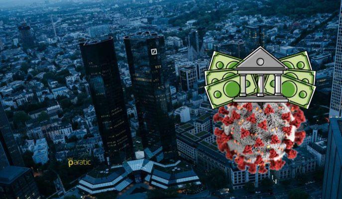 Deutsche Bank, COVID-19 Etkisine Karşı 260 Milyon Euro Ayırdı