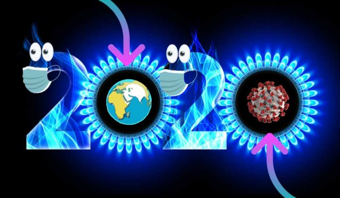Doğal Gaz Fiyatları, Talepteki Yıkımla 2020'de Toparlanmakta Zorlanabilir