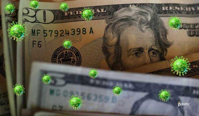 Dolar/TL Yurt İçi Hareketlilikle 6,75 Seviyesini Aştı