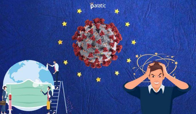 Euro Bölgesi PMI Endeksi Koronavirüs Etkisiyle 20 Yılın En Düşüğünü Gördü
