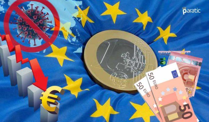 Euro Bölgesi'nde Ekonomik Büyüme Pandemi Yıkımlarını Hissedecek