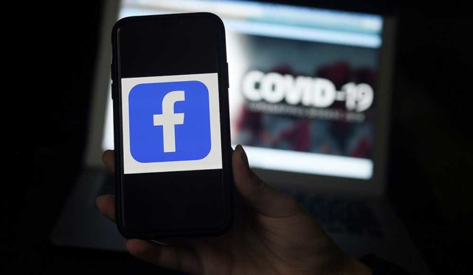Facebook, COVID-19 ile Mücadelede Anket Yöntemi ile Veri Toplayacak