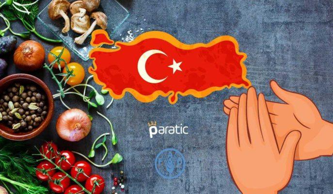 FAO, Türkiye'nin Gıda Tedariki Konusunda Çalışmalarını Takdir Etti