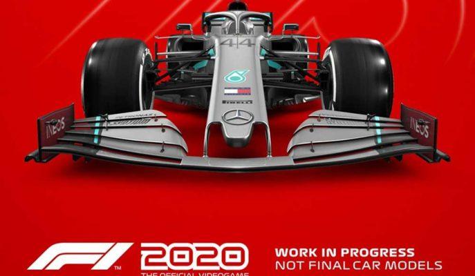 Formula 1 Tutkunlarının Beklediği F1 2020'nin Çıkış Tarihi Duyuruldu
