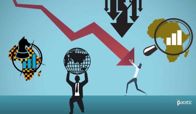 Gelişmiş Ülke Ekonomileri için 2020'nin İkinci Çeyreğinde Daralma Öngörülüyor