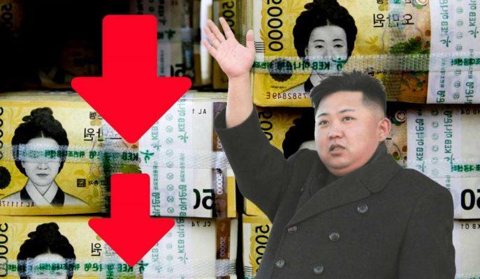 Güney Kore Wonu Kim Jong-un'un Durumu Kritik İddialarıyla Düştü