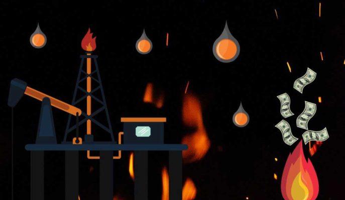 Ham Petrol OPEC Sonrası 18 Dolara Kadar Geriledi
